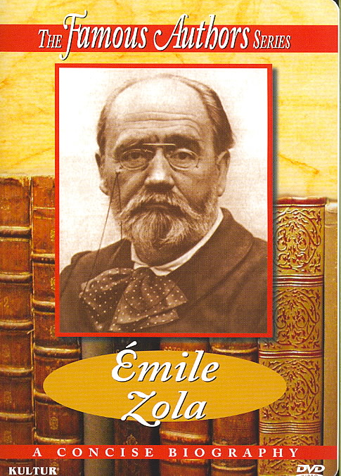 FAMOUS AUTHORS:EMILE ZOLA (DVD)